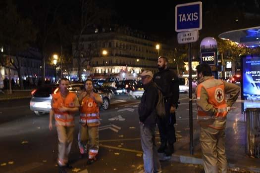 Paris'te patlama! 6