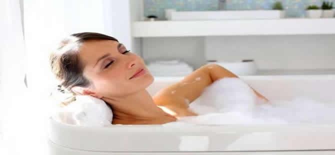 'Küvette banyo yaptığıma utandım' 1