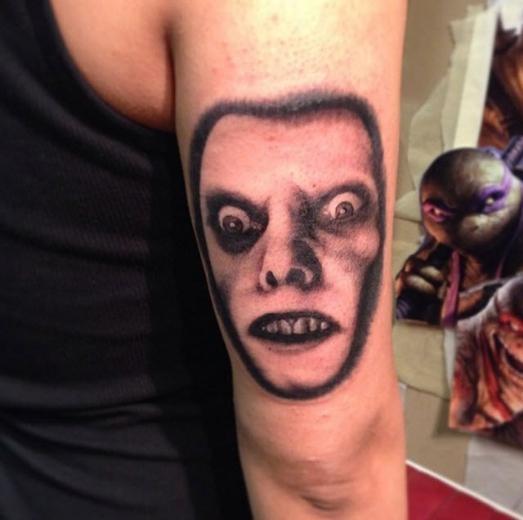 Dünyanın En korkunç Dövmeleri 27