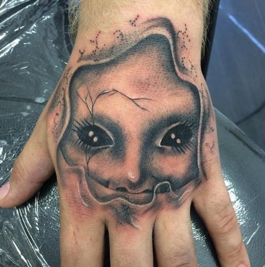 Dünyanın En korkunç Dövmeleri 7