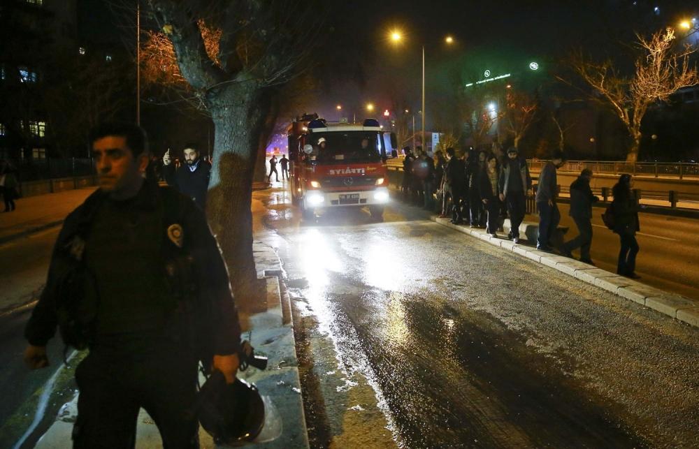 Ankara Patlaması Görüntüleri 1