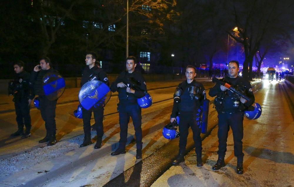 Ankara Patlaması Görüntüleri 2