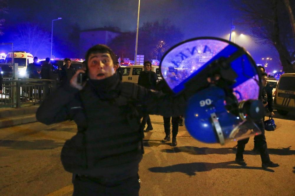 Ankara Patlaması Görüntüleri 4