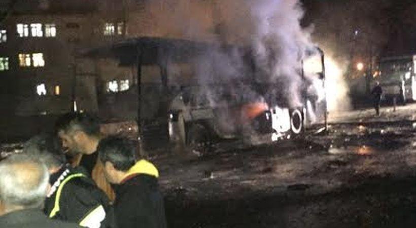 Ankara Patlaması Görüntüleri 7