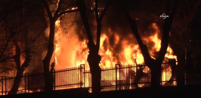 Ankara Patlaması Görüntüleri 9
