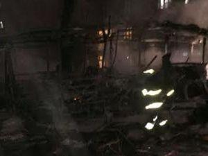 Ankara Patlaması Görüntüleri