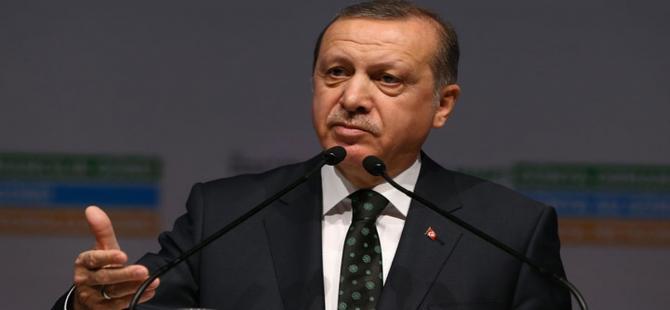 """AKP kongresi için """"hayırlı olsun"""" dedi"""