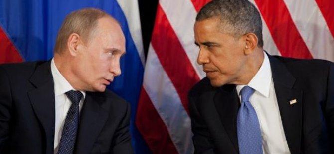 Putin ve Obama 'Türkiye sınırını' konuştular