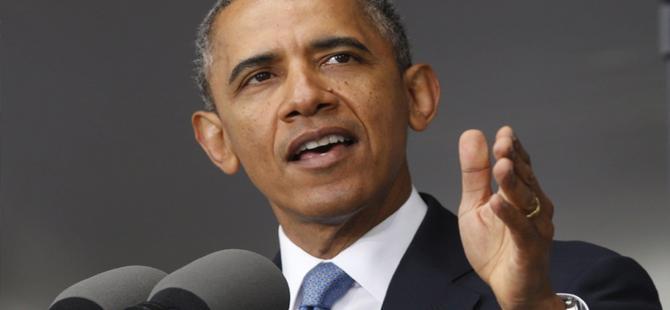 """Türkiye'den Obama'ya """"Büyük Felaket"""" yanıtı"""