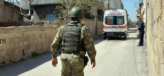 Giresun'da jandarma karakoluna saldırı: 1 ŞEHİT!