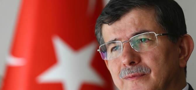 Ahmet Davutoğlu'ndan Erdoğan'a ret