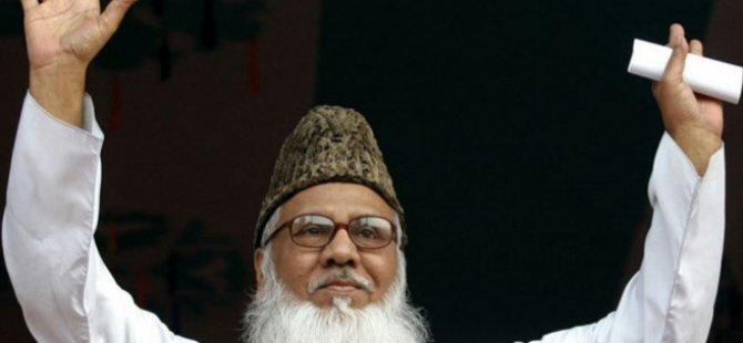 Cemaat-i İslami Lideri idam edildi.