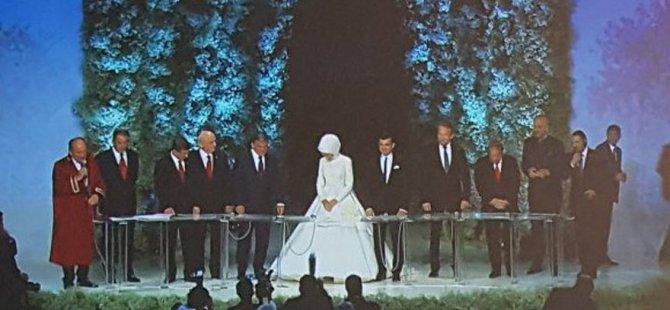 Sümeyye Erdoğan evlendi