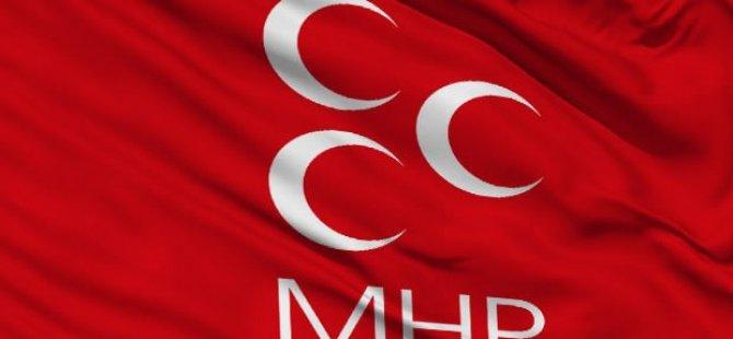 MHP'de istifa depremi