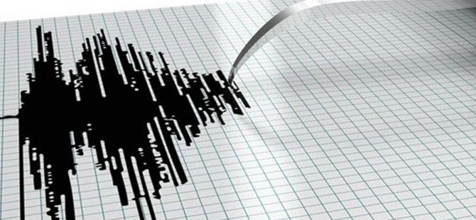 Van Gölü'nde 4.0 büyüklüğünde deprem (AFAD-Kandilli Son Depremler)