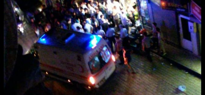 Konya'da Suriyeliler ile esnafa saldırdı oğlunu yaraladı