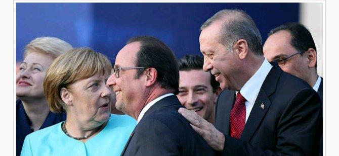 Erdoğan-Merkel 'soykırım' krizi sonrası ilk temas