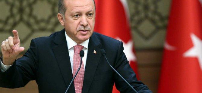 Erdoğan: Seçimi almış olabilirsin ama Türkiye'yi kaybettin