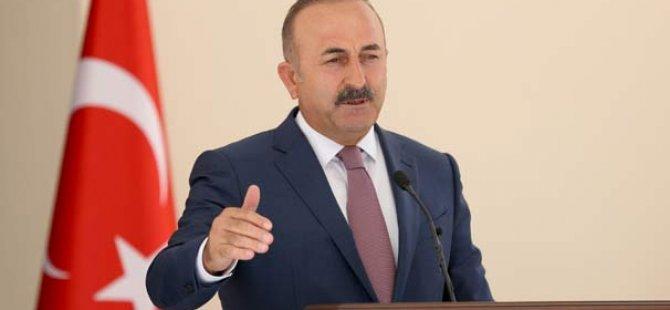 Çavuşoğlu'ndan Suriye'ye: Türk askerini kimse durduramaz