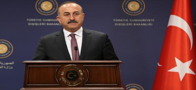 Almanya'nın Kararına Çavuşoğlu'ndan Tepki: Türkiye Çaresiz Değildir