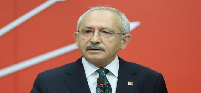 Kemal Kılıçdaroğlu Adalet Kurultayı'nın açılışında konuştu