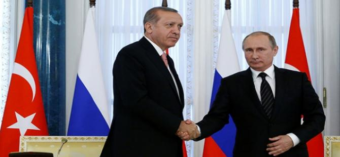 Türkiye ve Rusya arasında tarihi anlaşma!