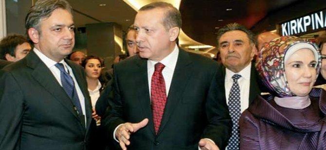 Mehmet Ali Yalçındağ istifa etti