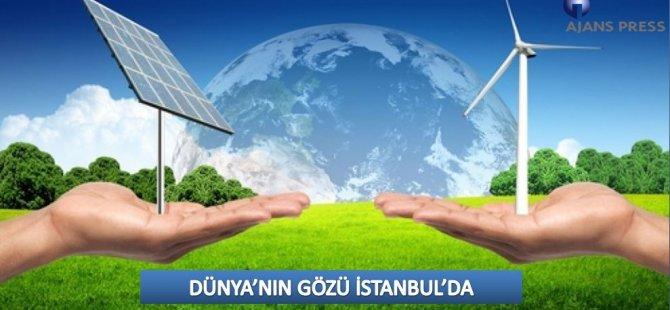 Dünya'nın Gözü İstanbul'da