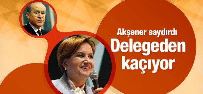 Akşener'den Bahçeli'ye başkanlık eleştirisi