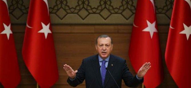 Erdoğan'dan TBMM'deki kavga için sert sözler