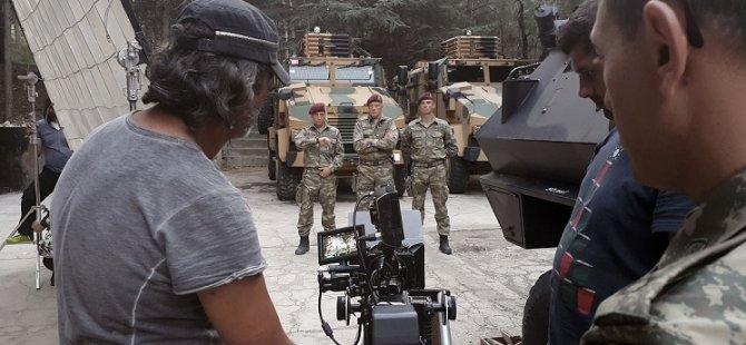 Dağ 2 Filmi İçin Komando Eğitimi Aldılar