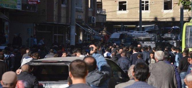 """Polis, """"Gün dayanışma günüdür"""" anonsu yapıldı"""