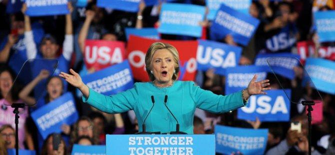 Clinton'ın e-postalarında suç unsuru yok