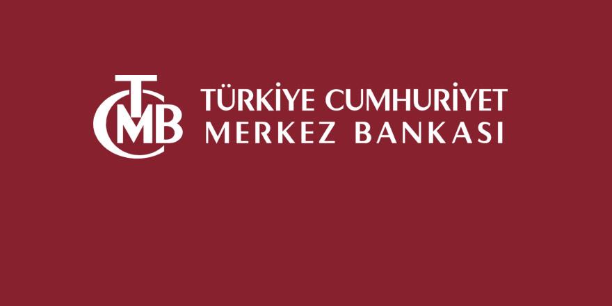 Merkez Bankası'ndan bir ilk!