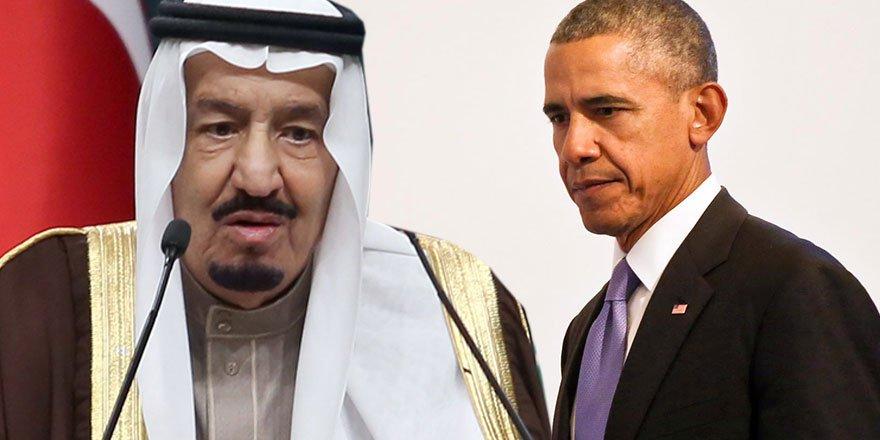 ABD'den flaş Suudi Arabistan kararı