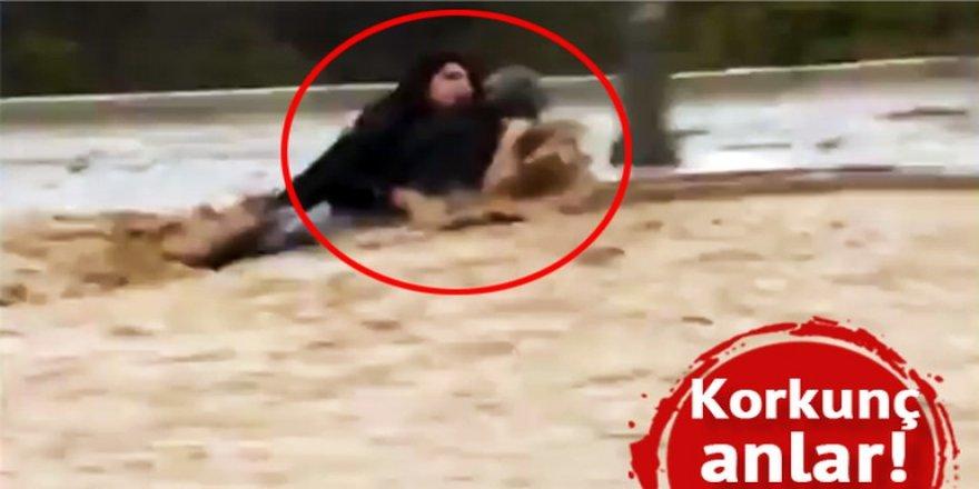 Mersin'i sel aldı!  2 kişi öldü