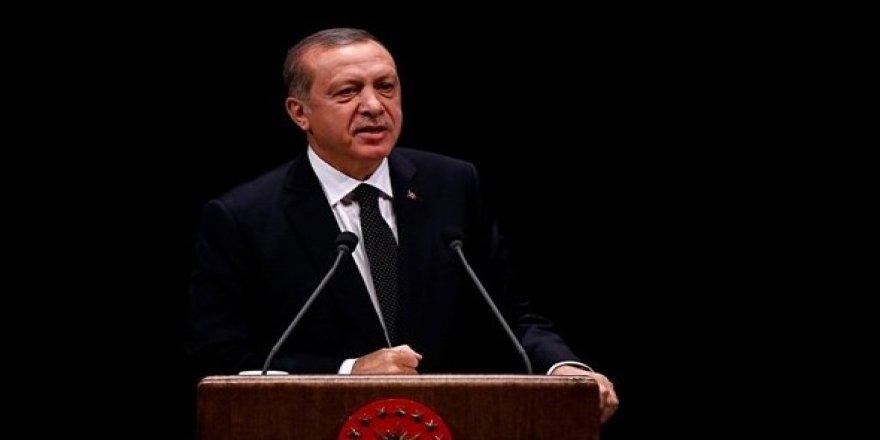 Erdoğan'dan Yürüyüşe sert tepki: Gittiğiniz yol Pensilvanya'nın yoludur