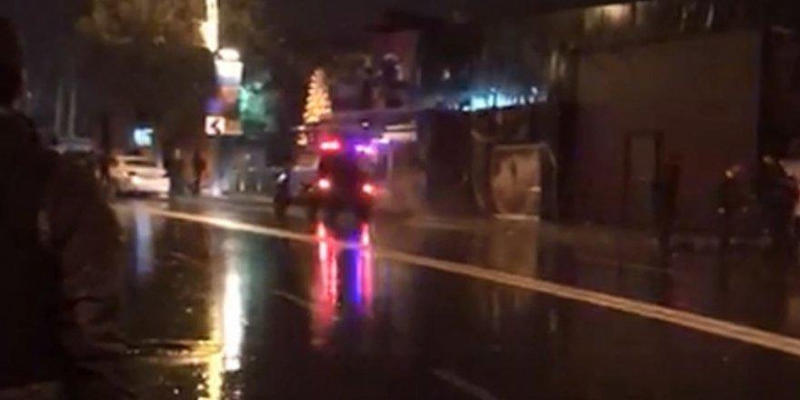 İstanbul'da silahlı saldırı: 35 can kaybı