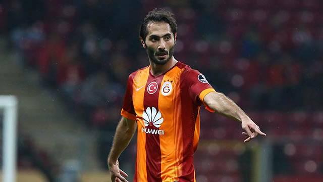 Galatasaray, Hamit Altıntop'un sözleşmesini feshetti