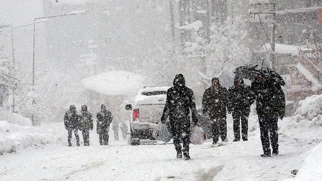 Son dakika! Meteoroloji'den ilk kar uyarısı geldi