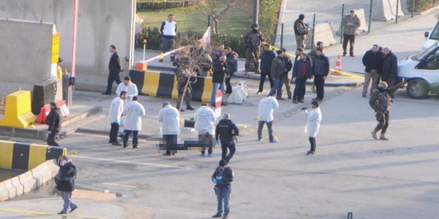 Gaziantep'te polise saldırı