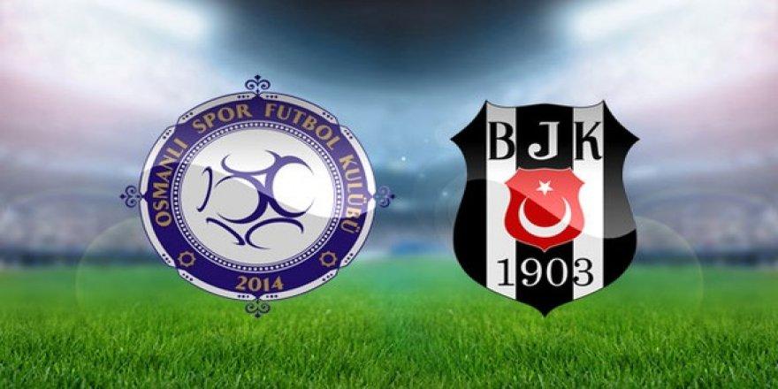 Osmanlıspor Beşiktaş maçı ne zaman, saat kaçta hangi kanalda