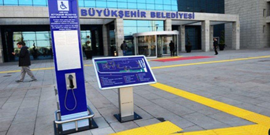 Ankara Büyükşehir Belediyesi'ne FETÖ operasyonu: 58 Bylock'çuya gözaltı kararı
