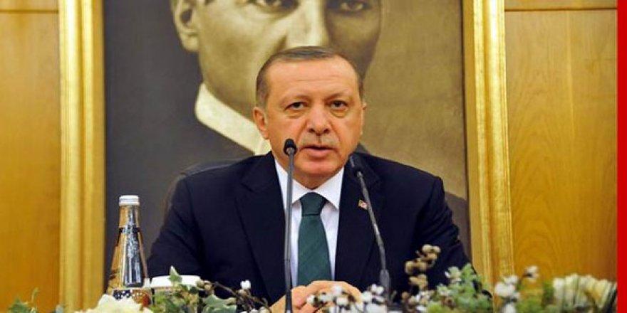 Cumhurbaşkanı Erdoğan, 33 ay sonra yeniden AK Parti'de