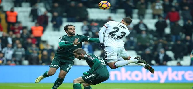 Beşiktaş 5-1 Atiker Konyaspor