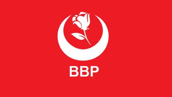 """BBP'den """"referandum kararı"""" haberlerine açıklama"""
