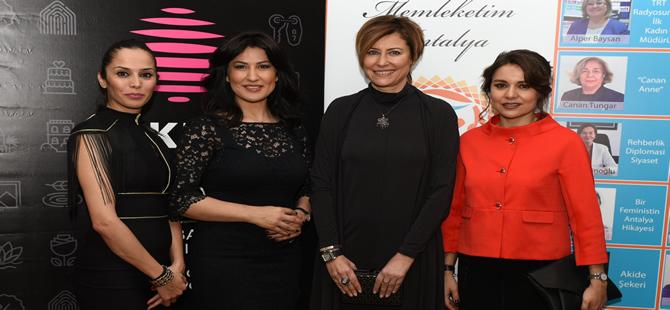 """""""Jale İnan Yılın Kadını Ödülü"""" Avukat Sibel Önder'e verildi"""