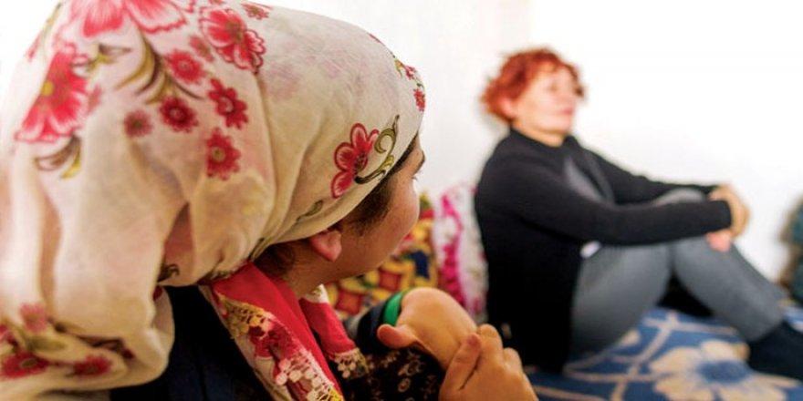 Kaçırılan 12-15 yaşındaki kız çocuklarının ailelerine 'sus payı' ödeniyor.