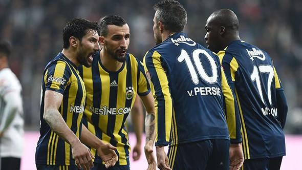 Kupa derbisinde Fenerbahçe'nin zaferi