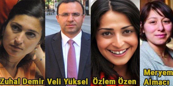 Türk kökenli vekillerden 'kabul' oyu